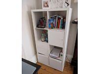 Upgraded bookcase - NEW