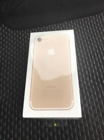 **SEALED** 256GB IPHONE 7, BRAND NEW EE NETWORK AND INCLUDES 1 YEAR APPLE WARRANTY