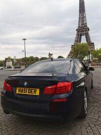 image for BMW, 5 SERIES, Saloon, 2013, Semi-Auto, 1995 (cc), 4 doors