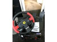 Racing Sim Setup (Thrustmaster)