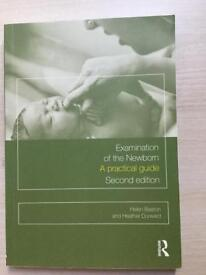 Examination of the newborn, a practical guide