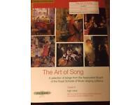 The Art of Song grade 8. ABRSM