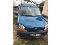 Renault kangoo cheap sale ££ 550