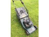 Hayter 48 Petrol Lawnmower spares or repairs