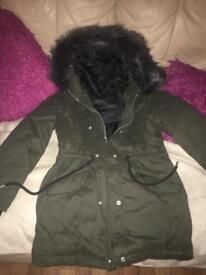 Ladies new superdry coat