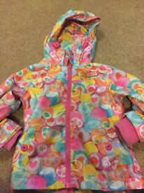 Girls jacket 2-3 years