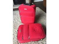 2 X Unused Dunlop Hand Luggage / Weekend Cases