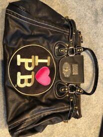 Black Paul's Boutique handbag