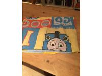Thomas the tank single duvet