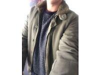 Brixton mens winter jacket