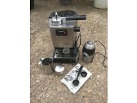 Gaggia coffee machine with all the bits
