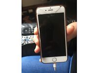iPhone 6 works perfect cracked screen