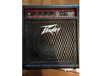 Peavey 20w Micro Bass Amp