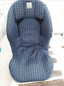 BRITAX CRUISER PLUS CAR SEAT