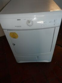 """Zanussi"" 7Kg.....Condenser tumble dryer for sale.Can be delivered."