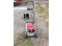 Lawn mowers spares/repairs job lot