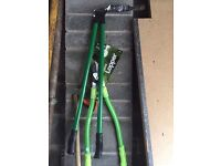 Garden loppers and bow saw. For sale never been used