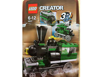 LEGO Creator, 3 Sets 3 in 1 and Racers