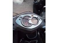 Yamaha cygnus 125 cc