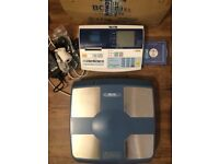Brilliant weighing scales