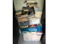 Joblot books over 200+