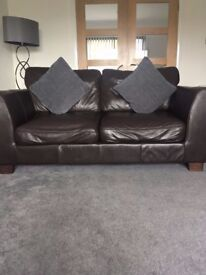 *** Leather Sofa for Sale - great condition £ ***