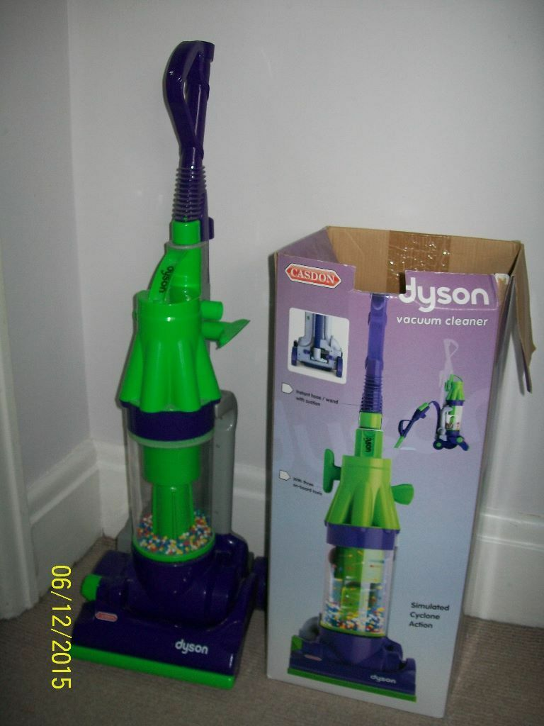 Toy Dyson Vacuum Cleaner- Middlesbrough | in Middlesbrough, North Yorkshire | Gumtree
