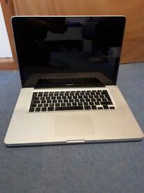 """MacBook Pro 15"""" (mid 2009 model)"""