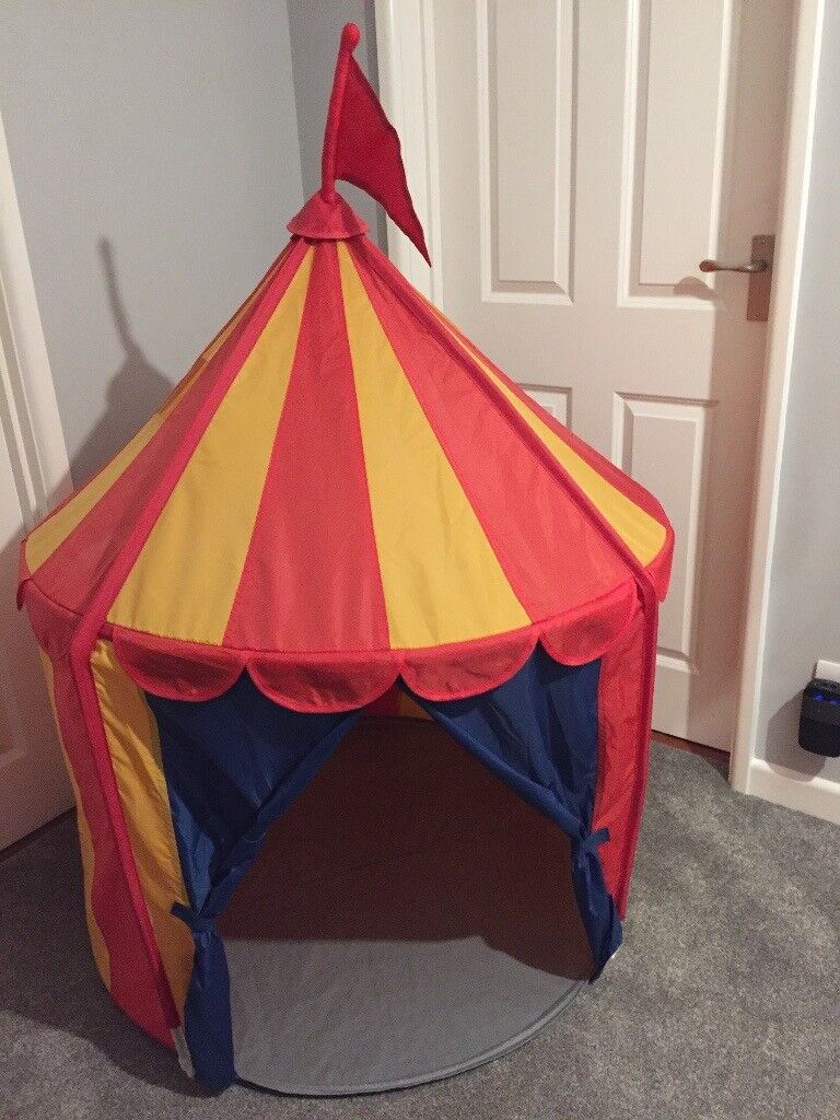 best loved ccd5f 26b07 Red & Yellow IKEA Children's Circus Play Tent - can use indoor or outdoor |  in Chandlers Ford, Hampshire | Gumtree