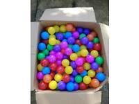 Kids Plastics Play Balls
