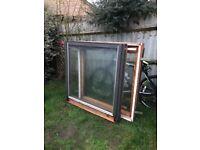 X2 Velux windows 1m x 1.2m