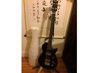 Bass guitar - Gretsch G2220 Junior Jet Black
