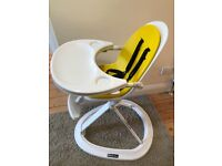Ickle Bubba Orb high chair £60