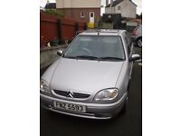 2001 Citroen Saxo *FULL YEARS MOT*