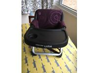 Concord Lima Travel Highchair Booster Seat