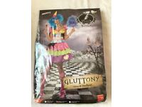 Brand new dressing up costumes all size 10-12