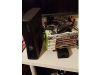 Xbox360 +controller+games