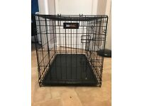 SOLD RAC collapsible dog cage
