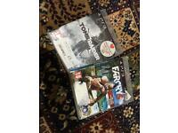 Tomb raider & far cry 3 PS3
