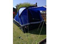 Hi Gear Gobi 4 tent plus extras