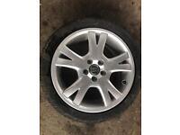 Alloy wheel volvo S60 SE Sport