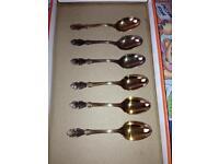 Coffee tea spoons