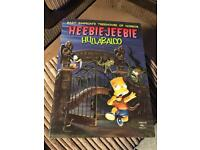 Bart Simpson's treehouse of horror - Heebie-Jeebie Hullabaloo