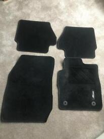 Authentic Ford Fiesta Car Mats