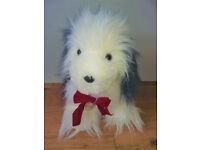 Dog Teddy 40cm tall
