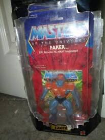 He-Man figures