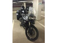 Triumph Tiger 800XC. Fully Loaded. New service, tyres, brakes, MOT