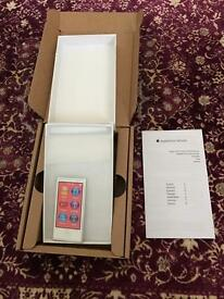 iPod nano 7th generation * BRAND NEW *
