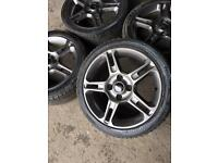 "Ford fiesta alloy wheels 16"" [ PENDING ]"