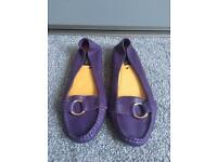 Brand new Joules size 8/42 flats